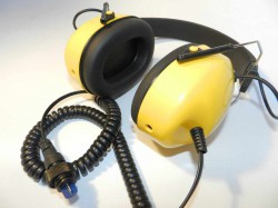 Waterproof Headphones for AT Gold, AT Pro/ AT MAX  , Infinum LS, ATX, Sea Hunter