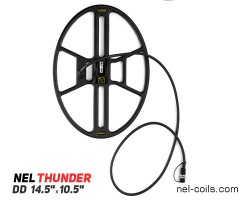 NEL Thunder for Minelab X-Terra ALL (Two-frequency: 3 kHz, 18,75 kHz)